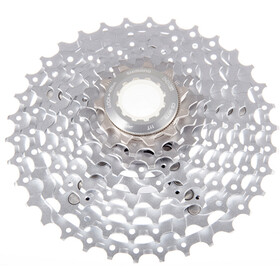 Shimano Deore XT CS-M770 Cassette 9 velocidades, silver